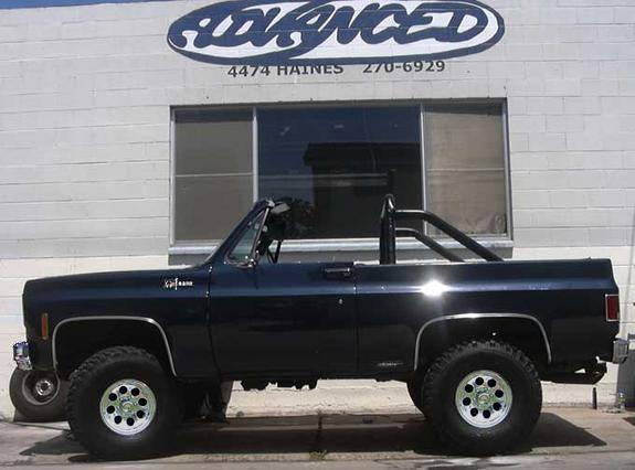 """1974 Chevrolet Blazer """"K5 Blazer"""""""