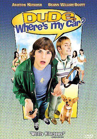 Resultado de imagem para Dude, Where's My Car? movie