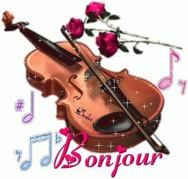 Bonjour GIF - Bonjour - Discover & Share GIFs
