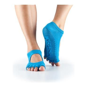 Bezprstové protiskluz. ponožky s otevřeným nártem - Skydiver