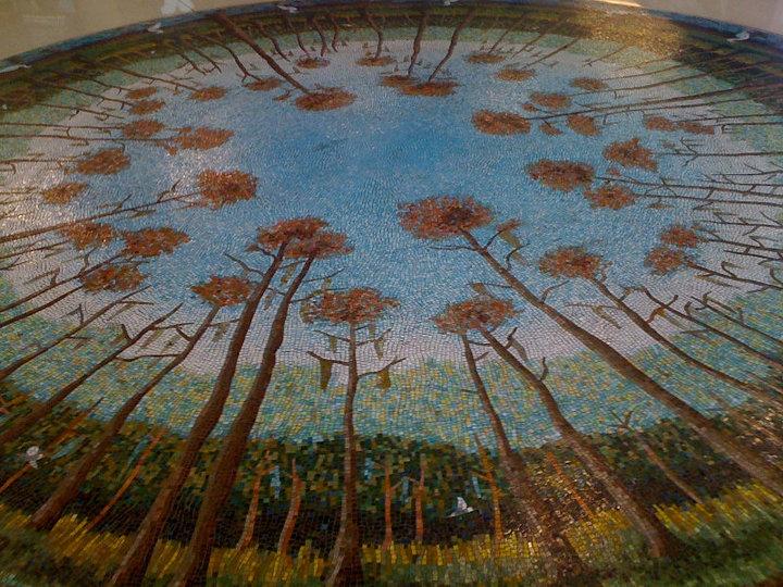 68 Best Images About Mosaics Murals On Pinterest