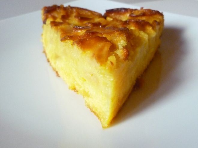 Ricetta Dessert : Bontà di mele da Tortino al Cioccolato