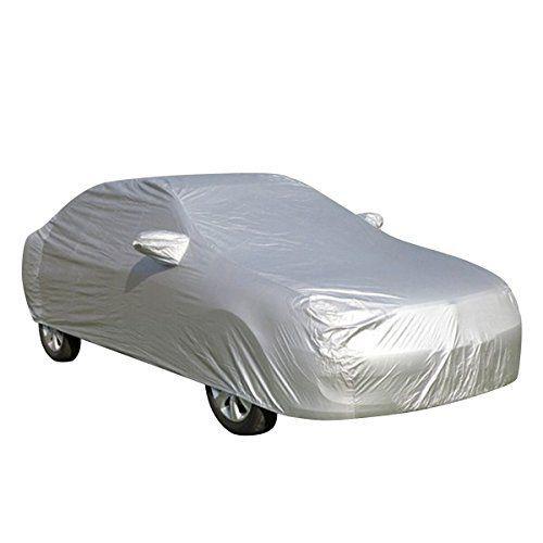 MATCC Bâche Auto Housse Étanche Protection Couverture Etanche Protection de Neige et D'ombrage de Soleil Pour N'importe Quelle Saison(4.7 x…