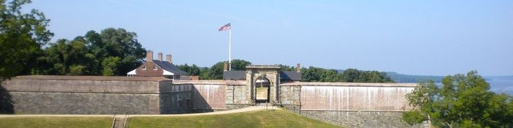 Fort Washington, Maryland: Built to defend the river approach to Washington, DC, Fort Washington has stood as silent sentry for over 200 years.