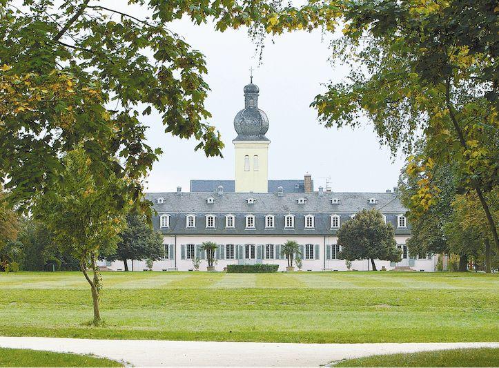 Schloss Braunshardt in Weiterstadt