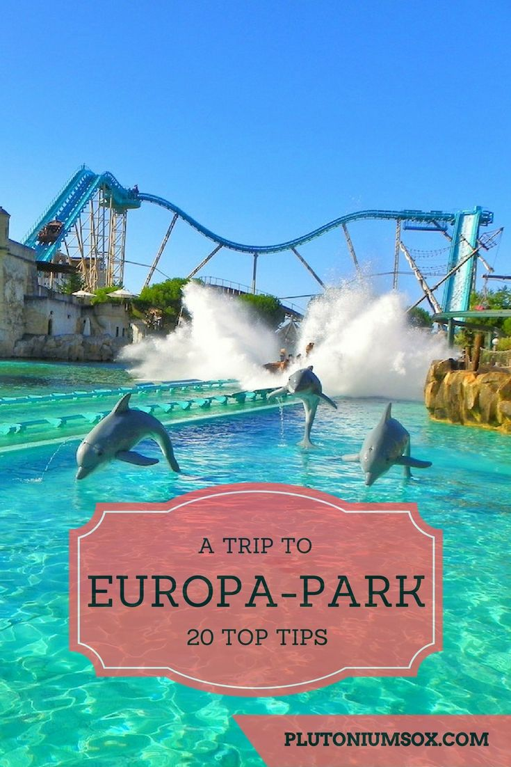 Europa Park - Rust - Germany ... Europa-Park is the largest theme park in Germany and a second most popular theme park resort in Europe. It is the perfect place to go on holiday as a family with children, as a couple or even on your own as a thrill seeker.
