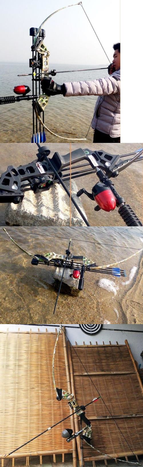 Recurve 20839: Fishing Reel Takedown Recurve Bow Archery Hunting Fish 40Lbs Bowfishing Kit Camo -> BUY IT NOW ONLY: $115.88 on eBay!