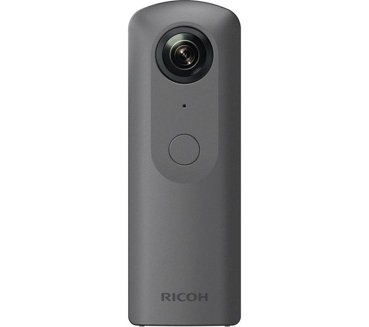 Buy RICOH Theta V 4K Ultra HD 360 Camcorder - Grey, Grey Price: £399.99 Top features: - Capture the world around you with 360° video and images - 4K Ultra HD recording delivers brilliant detail - 360° spatial audio captures the sound around you - Share on social with live streaming Capture the world around youThe Ricoh Theta V 4K Ultra HD 360 Camcorder lets you capture 360° video and...