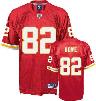 112b1bfc24a ... reebok kansas city chiefs dwayne bowe 82 red authentic jersey sale