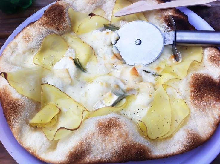 Fabulous pizza @Gorm's