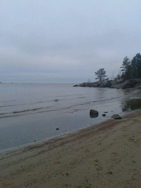 Fäboda beach