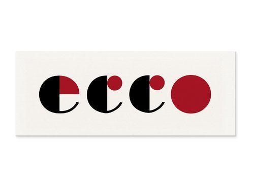 Louise Fili, Ecco logo.                                                       …
