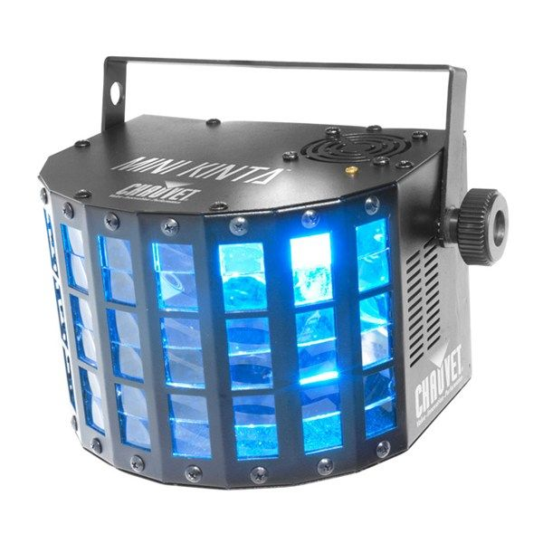 This one looks awesome value for money.  Chauvet Mini Kinta LED Lighting Effect | Disco Lighting Effects - Store DJ  https://www.youtube.com/watch?t=97&v=YXCc3MhNGUI