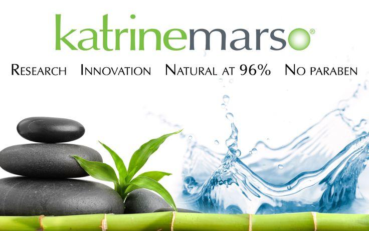 Katrine Marso #research #innovation #natural #noparaben