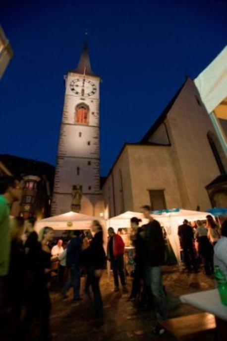 Churer Stadtfest (CHUR, Graubünden / Grisons, Schweiz / Switzerland)