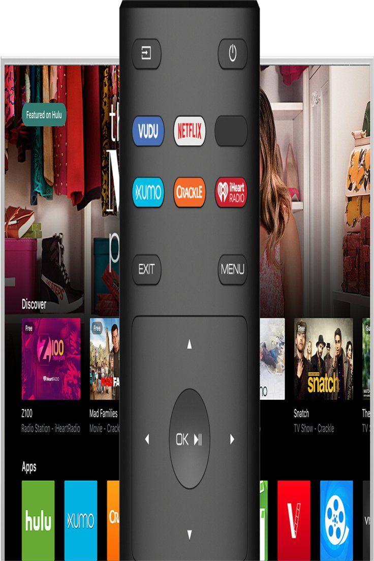 10 71 | New Original Vizio XRT136 Remote for VIZIO SmartCast Series