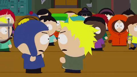 New trending GIF on Giphy. south park tv show comedy central fighting punching tweek and craig brawling. Follow Me CooliPhone6Case on Twitter Facebook Google Instagram LinkedIn Blogger Tumblr Youtube