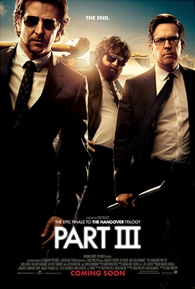 New release this week: The Hangover Part 3