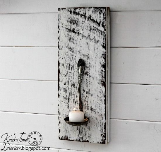 Repurposed Kitchen Tools via KnickofTime.net: