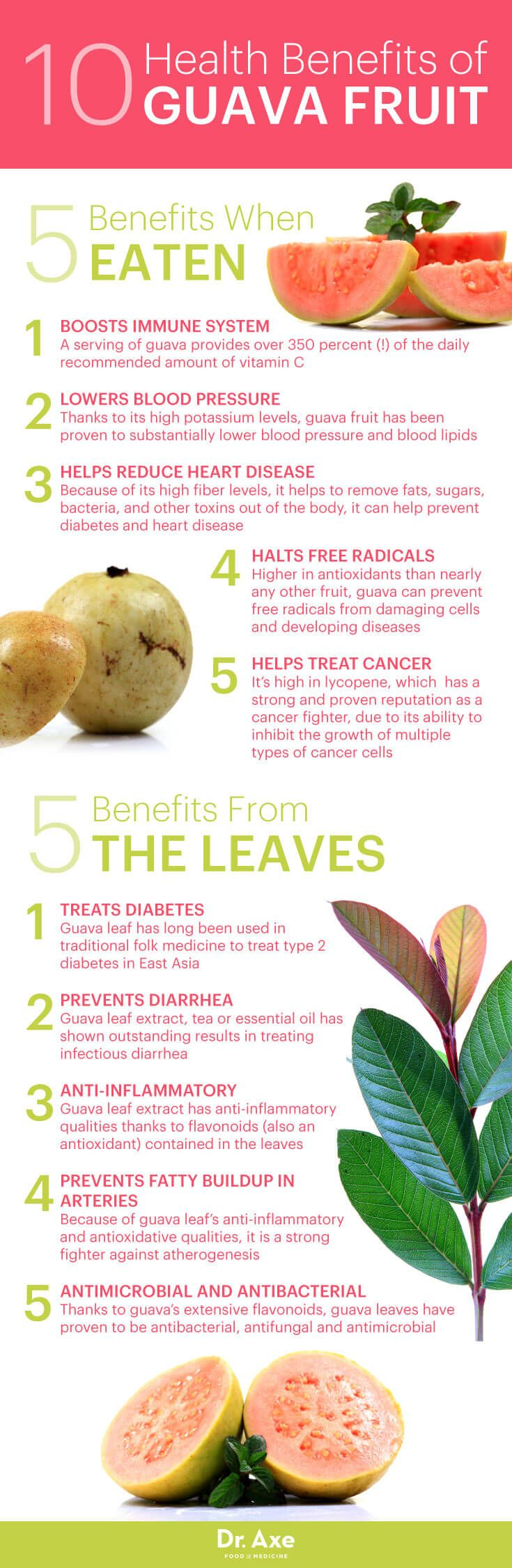 Guava: Top Antioxidant Food For The Immune System