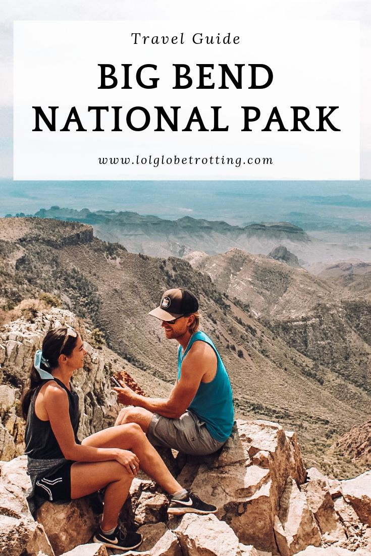 Ultimate travel guide to Big Bend National Park in…