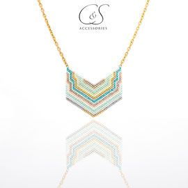 Chevron - C&S Accessories. Complementos mujer.