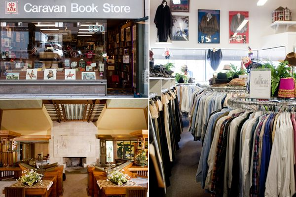 32 Rad Under-The-Radar L.A. Spots You've Got To Visit #refinery29  http://www.refinery29.com/hidden-spots-la#slide4  Photos (clockwise from left): Caravan Book Store; It's A Wrap, Photographed by Molly Cranna; Via Hollyhock House  Caravan Book Store While most people are mooning over The Last Bookstore downtown, we prefer to pick up our dusty pageturners at Caravan Book Store in the historic Pacific Mutual building. Owned by Leonard Bernstein and in his family for over 50 years (he worked…
