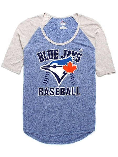 WOMEN's BLUE JAYS� BASEBALL T-SHIRT