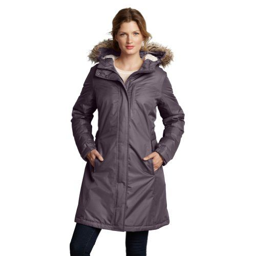 dc5066c296fcf Eddie Bauer Superior Down Stadium Coat