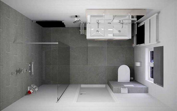 115 best images about badkamer idee n on pinterest for 3d tekening maken van badkamer