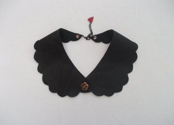 Handmade collar