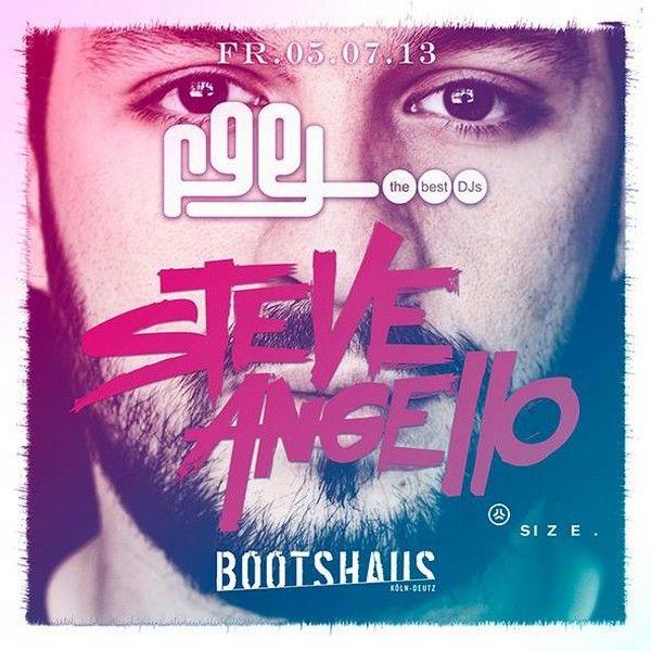 Steve Angello 05-07-2013 Bootshaus
