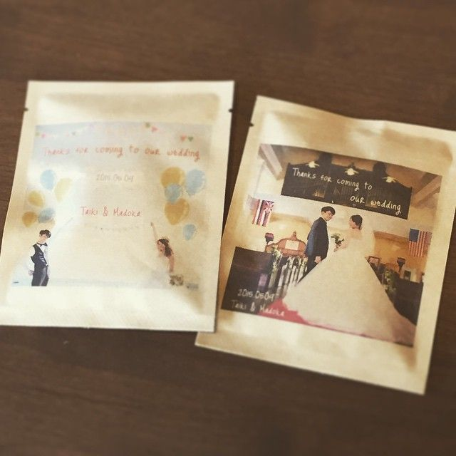 『四国珈琲』のオリジナルドリップバッグコーヒがプチギフトに最適! | marry[マリー]