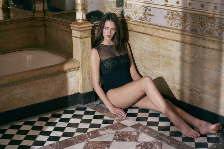 The French with Their Lingerie: Discover Lingerie Française - House of Comil