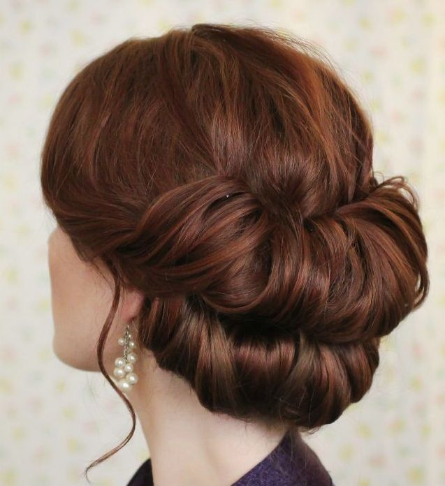 To see more gorgeous #hairstyles: http://www.modwedding.com/2014/03/05/our-favorite-new-wedding-hairstyles/ #wedding #weddings