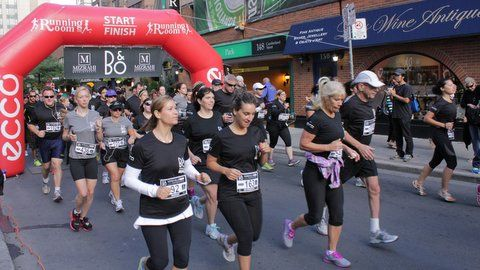 Have you signed up for the B&O Yorkville Run? Complete a 5K race to help women and girls in our shelters thrive!