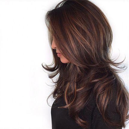 25 best ideas about brunette hair colors on pinterest