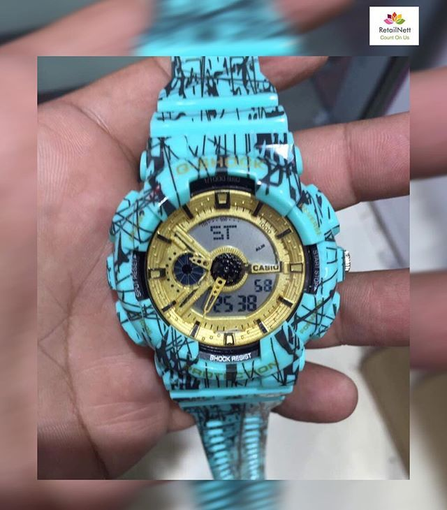 REPOST!!!  CASIO G-Shock.For orders whatsapp:+919796553707.[Price:-₹1249]#Watch #Imported #guess #best #quality #price #fossil #hublot #taghuer #brietling #leather #luxury  #likeforlike #Rolex #bestservices #black #diesel #Guess #like4like #like4follow #tag4like #tagsforlikes #tissot #leather #luxury #chronograph #India  Photo Credit: Instagram ID @retailnett.01