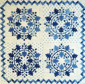 159 Best Images About Blue And White Quilts On Pinterest
