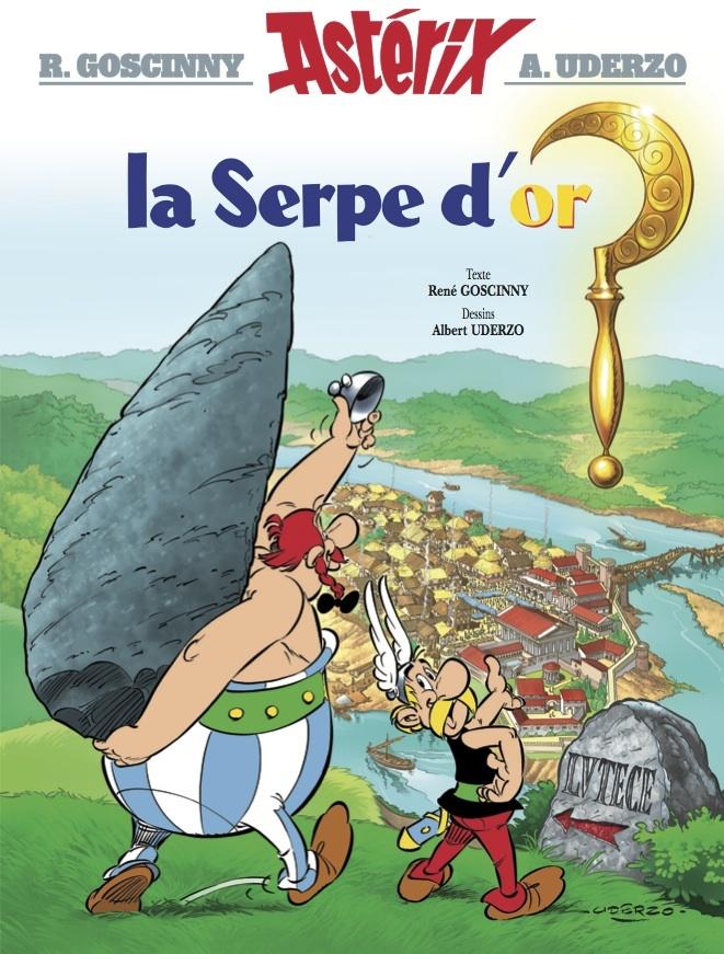 La Serpe d'or (2)