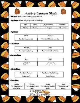 jack o lantern halloween glyph - Halloween Glyphs