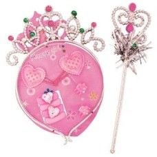 Princess Tiara & Hair Accessory Pack
