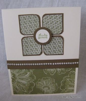 Stamp & Scrap with Frenchie: Paisley Petals DSP: Stamp, Paisley Petals, Paper Creations, Prayer Angel, Crafty Things, Angel Cards, Greeting Cards