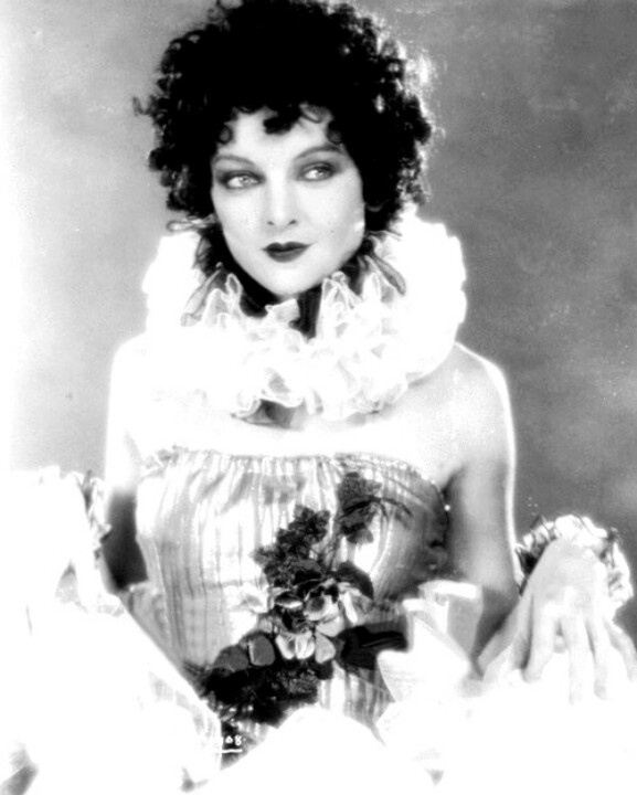 Myrna Loy - The Jazz Singer, 1927