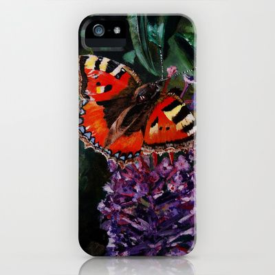The butterfly iPhone & iPod Case by Natalie Murray - $35.00
