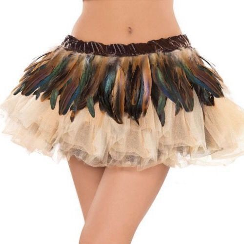 thailand silver Owl Feather Belt 23  34  Adult Womens Teen Costume Accessory Wear Over A Tutu New   eBay