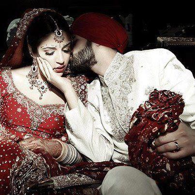 Dulhan Amp Dulha Indian Pakistani Bollywood Bride And Groom
