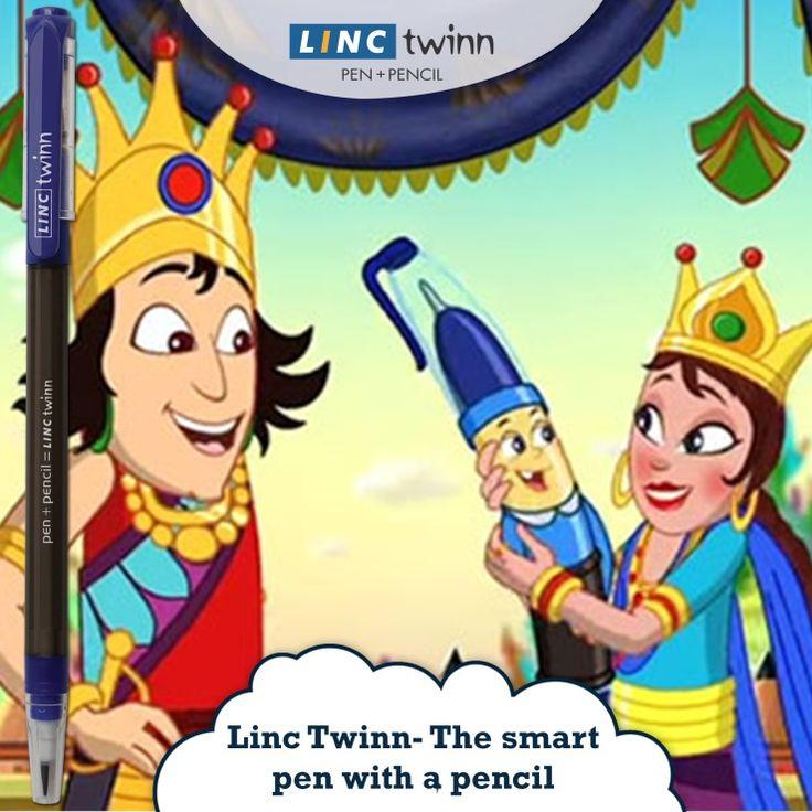 Expressions of proud parents having a smart child! #SmartChild #LincPens #Pens #LincTwinn