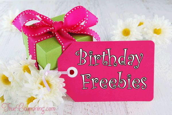 Take a few minutes to sign up now and get tons of Birthday Freebies on your special day! Happy Birthday to you from TrueCouponing.com!