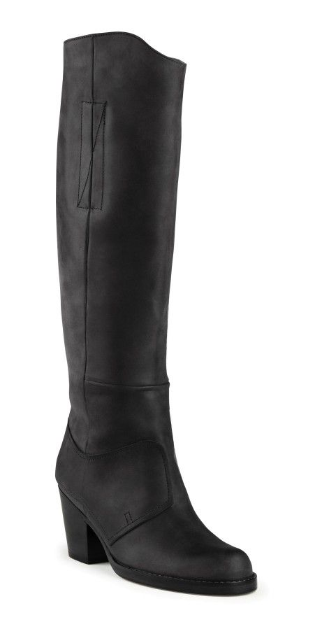 ACNE pistol boots. Bought in January 2014. Goes with almost everything in my wardrobe.